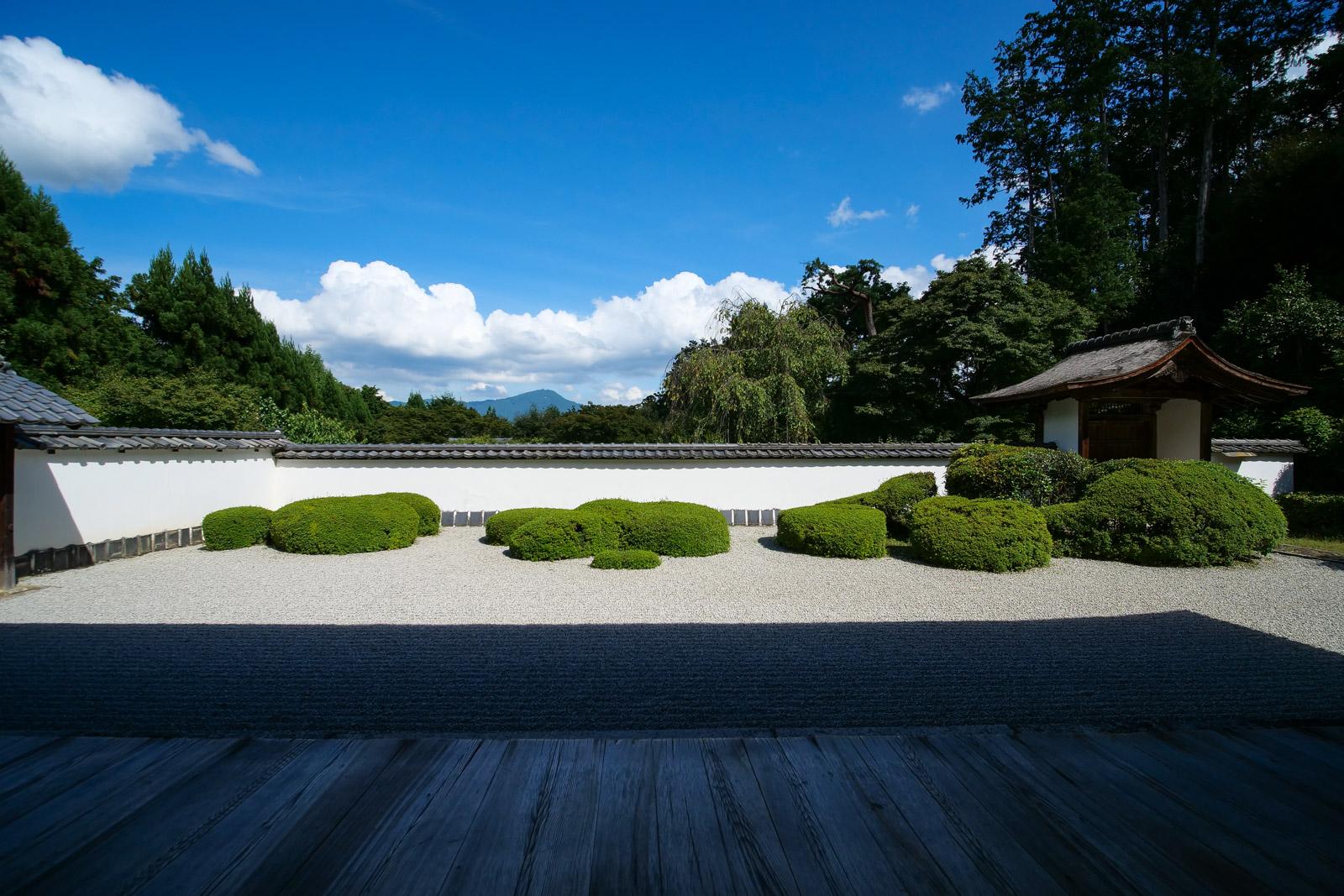 正伝寺庭園
