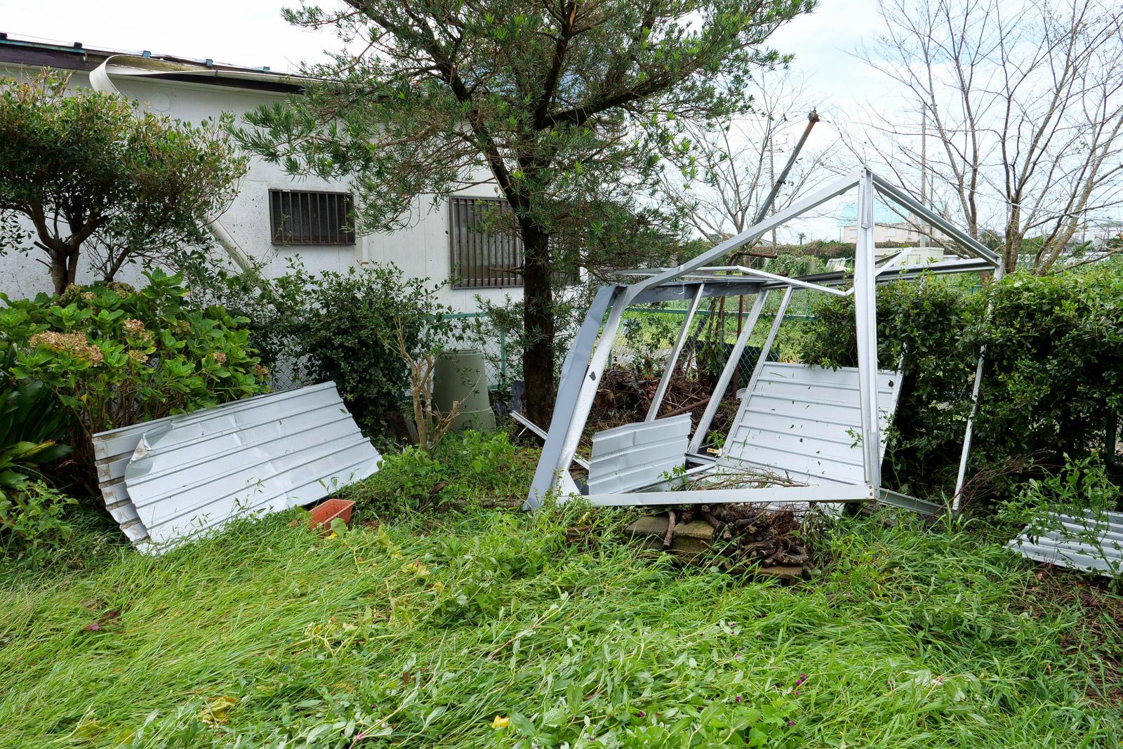 令和元年房総半島台風 恐怖の夜