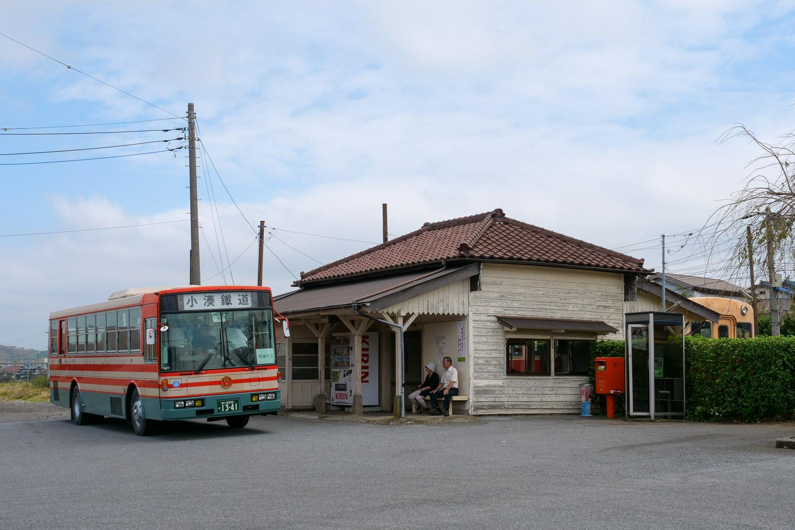 令和元年房総半島台風 小湊鐵道代行バス