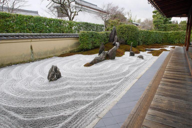 大徳寺 瑞峯院 庭園